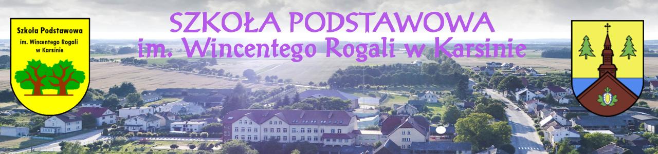 Szkoła Podstawowa im. Wincentego Rogali w Karsinie